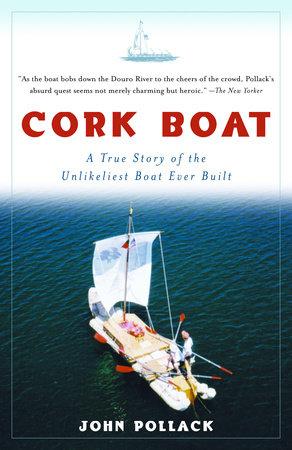 Cork Boat by John Pollack