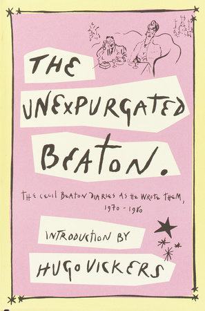 The cover of the book The Unexpurgated Beaton