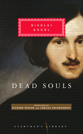 Dead Souls Book Cover Picture