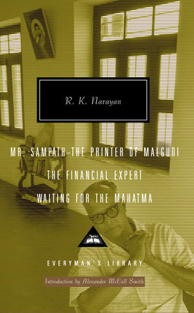 Mr Sampath-The Printer of Malgudi, The Financial Expert, Waiting for the Mahatma by R. K. Narayan