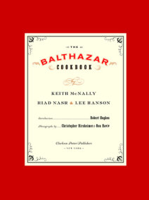 The Balthazar Cookbook