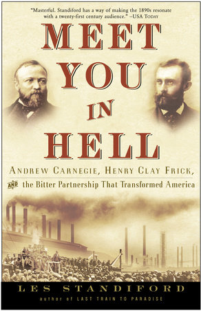 The cover of the book Meet You in Hell