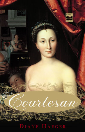 Courtesan by Diane Haeger