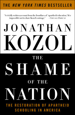 The Shame of the Nation Book Cover Picture
