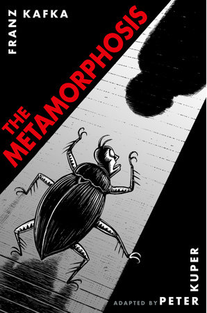The cover of the book The Metamorphosis