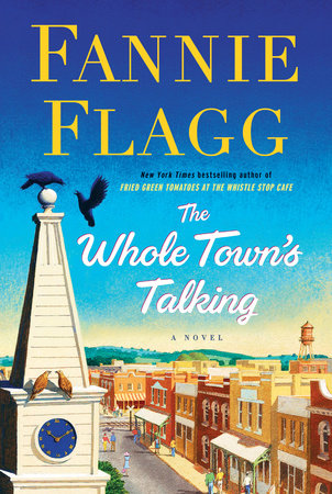 The Whole Town's Talking Book Cover Picture
