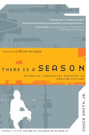 There Is a Season by Chuck Smith Jr.