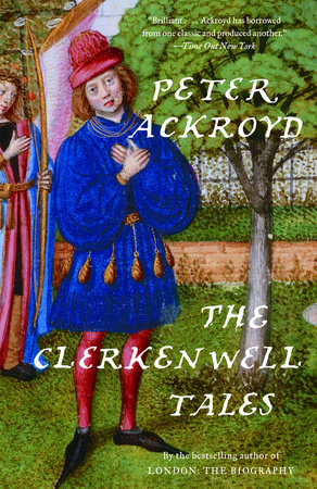 The Clerkenwell Tales by Peter Ackroyd