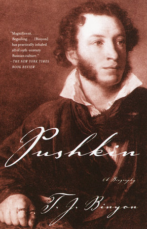 Pushkin Book Cover Picture