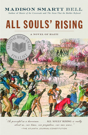 The cover of the book All Souls' Rising