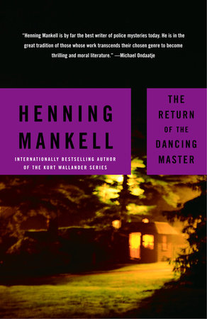 The Return of the Dancing Master by Henning Mankell