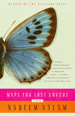 Maps for Lost Lovers