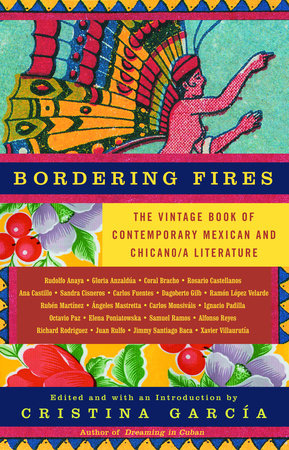 Bordering Fires by Cristina García