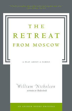 The Retreat from Moscow by William Nicholson