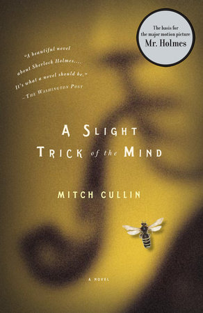 The cover of the book A Slight Trick of the Mind