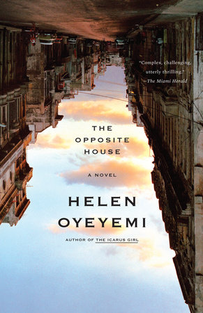 The cover of the book Opposite House