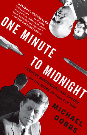 The cover of the book One Minute to Midnight