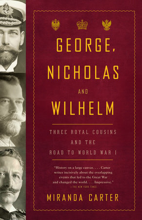 George, Nicholas and Wilhelm