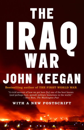 The cover of the book The Iraq War