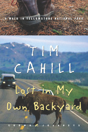 Lost in My Own Backyard by Tim Cahill