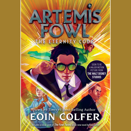 Artemis Fowl 3: The Eternity Code by Eoin Colfer