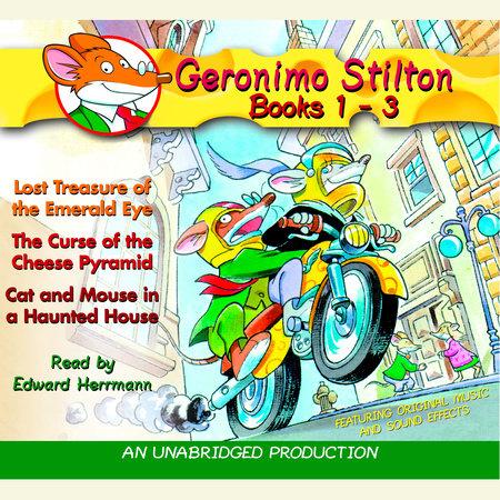 Geronimo Stilton: Books 1-3 by Geronimo Stilton
