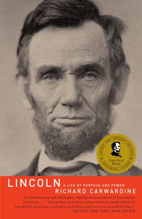 Lincoln by Richard Carwardine