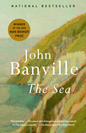 The cover of the book The Sea