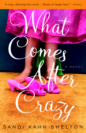 What Comes After Crazy by Sandi Kahn Shelton