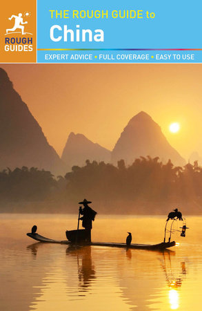The Rough Guide to China by David Leffman