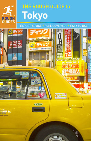 The Rough Guide to Tokyo by Martin Zatko