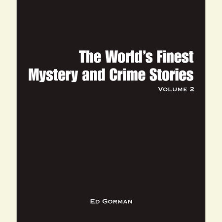 The World's Finest Mystery & Crime Stories - Vol. 2 by