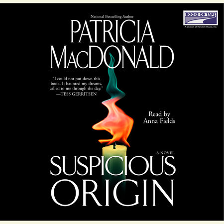 Suspicious Origin by Patricia MacDonald