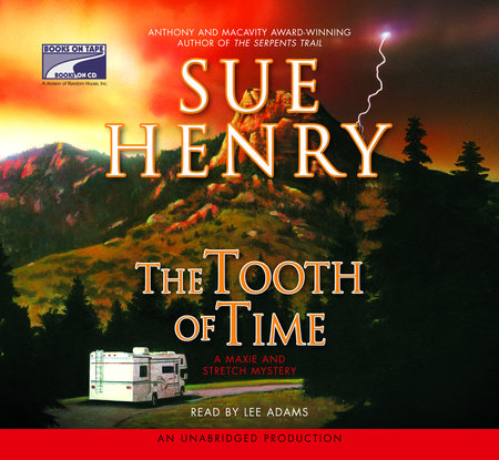 The Tooth of Time by Sue Henry