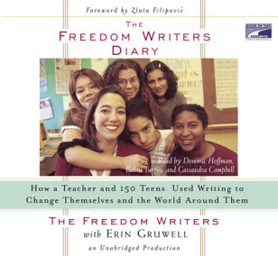 an analysis of the teacher and her students in the freedom writers diary by erin gruwell Check out our top free essays on freedom writers why i like mrs untrained high school teacher, erin gruwell, who went beyond her after reviewing the film freedom writers directed by richard lagravenese and based on a true story written by erin gruwell and the freedom writers.