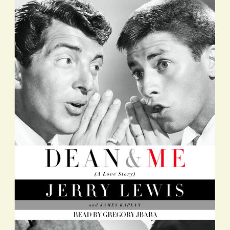 Dean and Me by Jerry Lewis