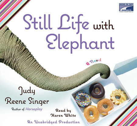 Still Life With Elephant by Judy Reene Singer