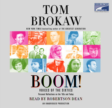 Boom! by Tom Brokaw