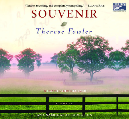 Souvenir by Therese Fowler