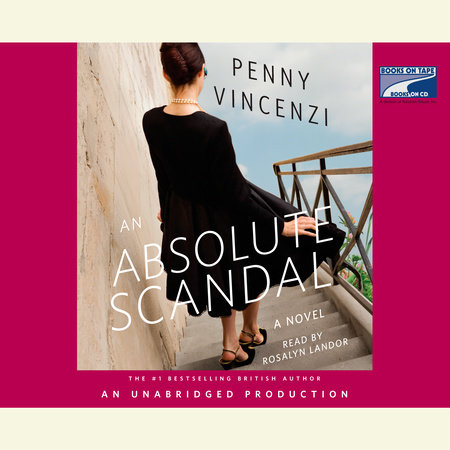 An Absolute Scandal by Penny Vincenzi