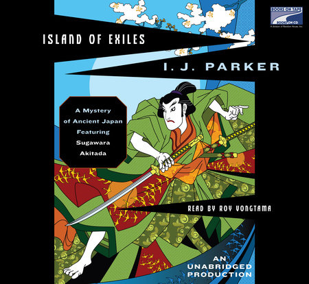 Island of Exiles by I.J. Parker