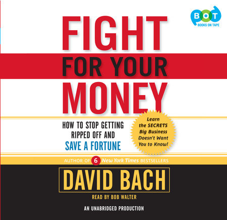 Fight For Your Money by David Bach
