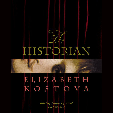 The cover of the book The Historian