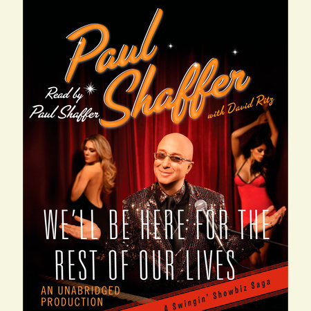 We'll Be Here For the Rest of Our Lives Book Cover Picture