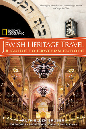 National Geographic Jewish Heritage Travel by Ruth Ellen Gruber