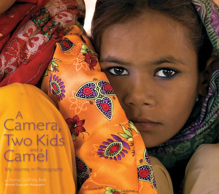 A Camera, Two Kids, and a Camel by