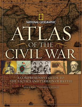Atlas of the Civil War by Stephen Hyslop