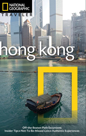 National Geographic Traveler: Hong Kong, 3rd Edition by Phil Macdonald