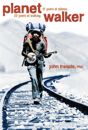 The cover of the book Planetwalker