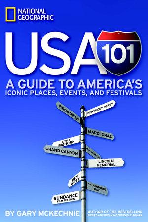 USA 101 by Gary McKechnie
